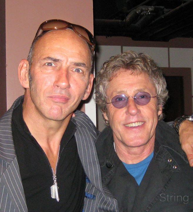 Simon Townshend & Roger Daltrey