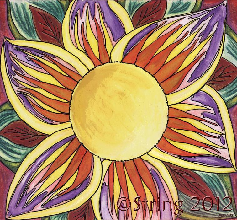 Sunn Flower 2012