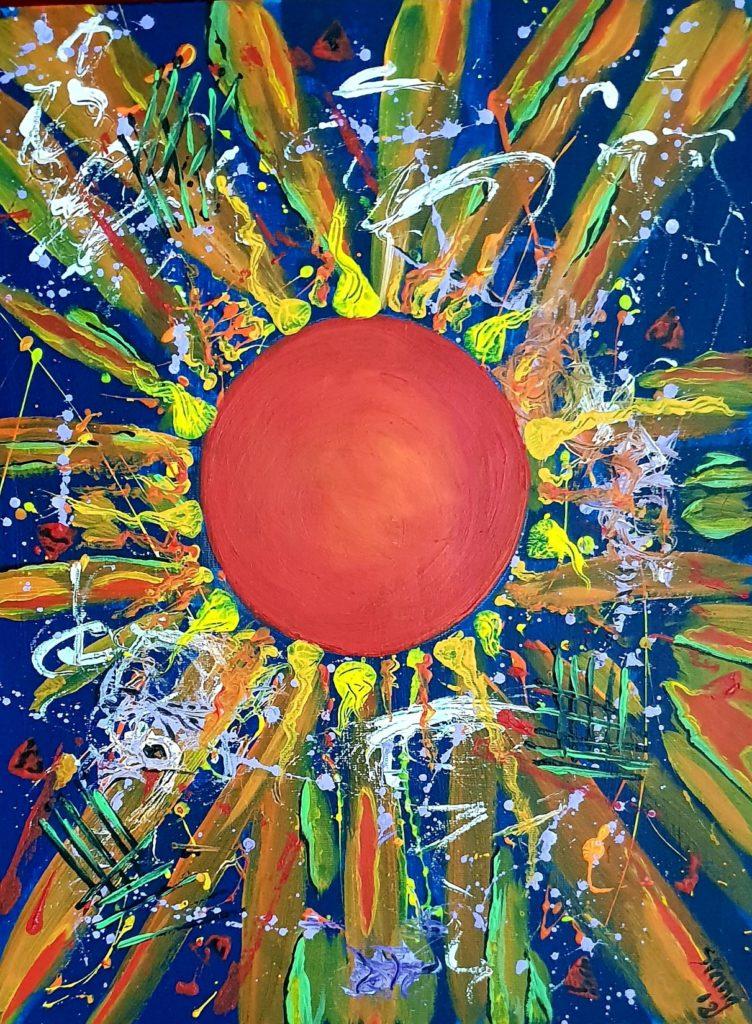 Ancient Sun II - Caterpillar Moon