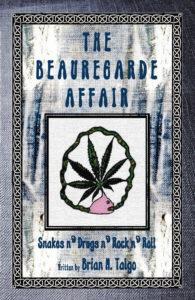 The Beauregarde Affair Cover